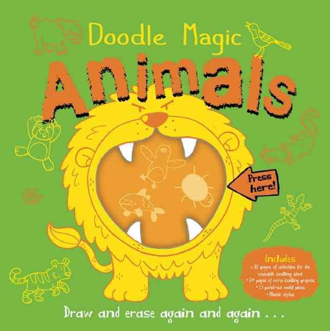 Doodle Magic: Animals