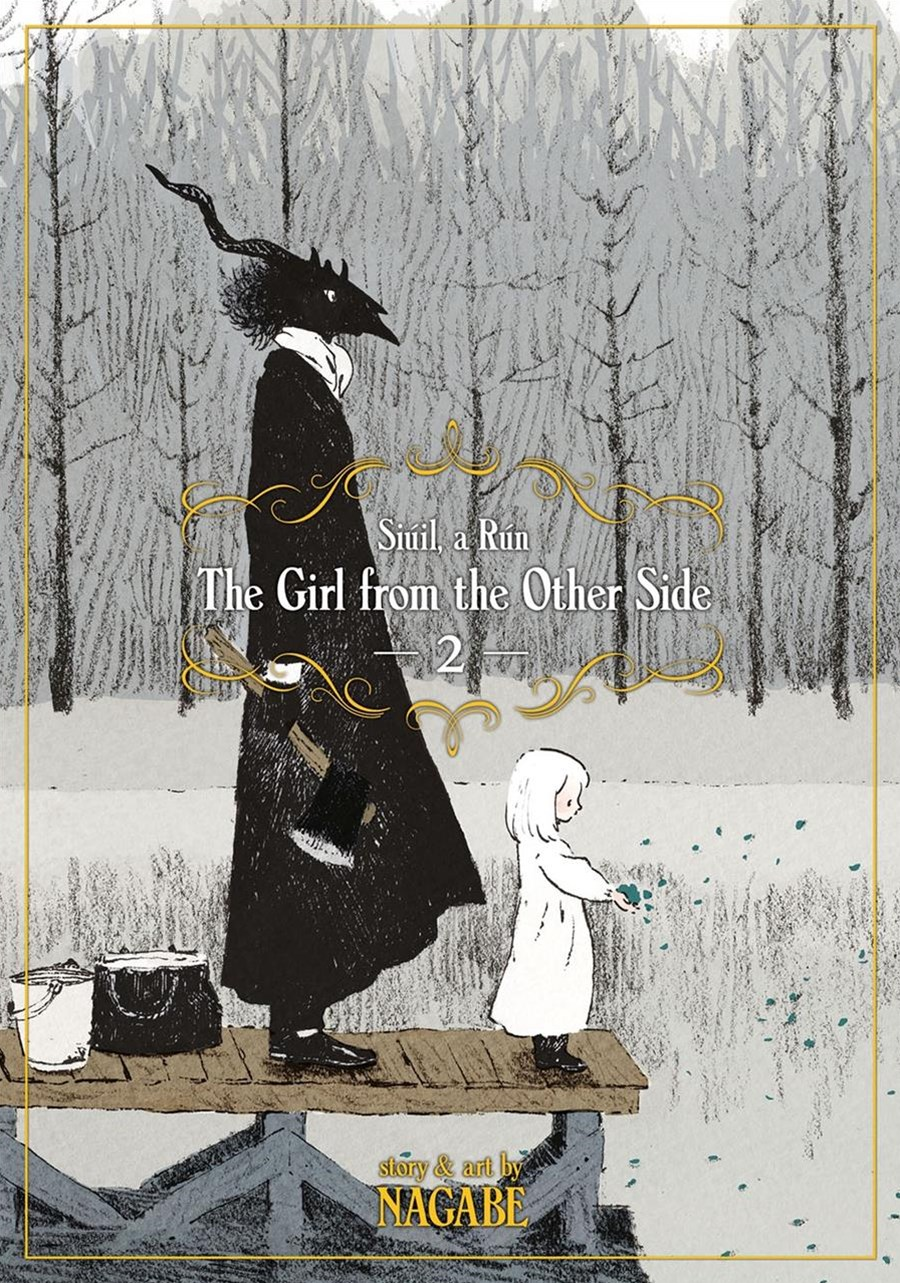 The Girl from the Other Side - Siuil a Run