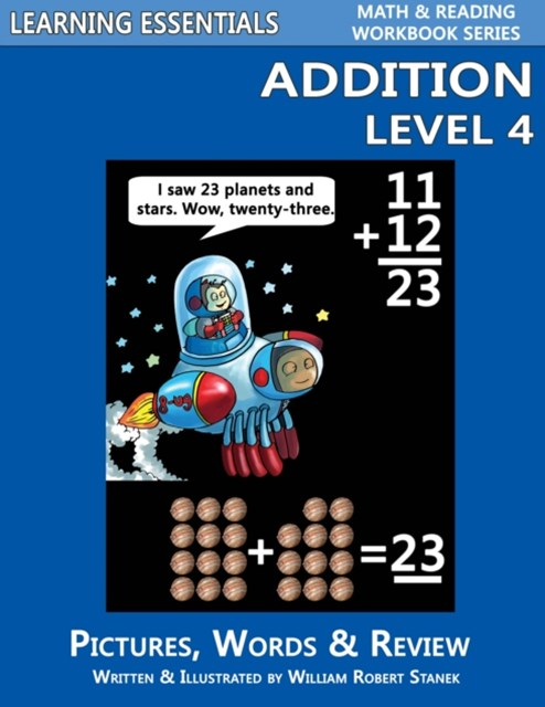 Addition Level 4: Pictures, Words & Review