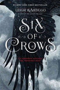 Six of Crows by Leigh Bardugo, Erin Stein (9781627792127) - HardCover - Children's Fiction