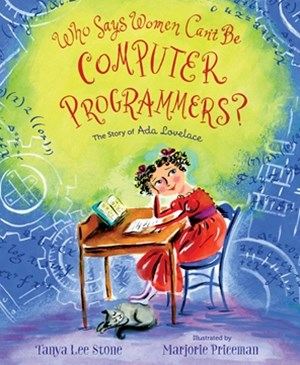 Who Says Women Can't Be Computer Programmers?