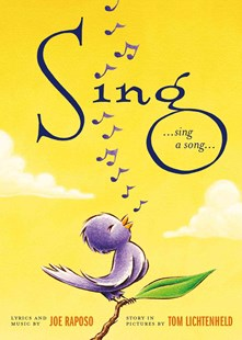 Sing - Non-Fiction Art & Activity