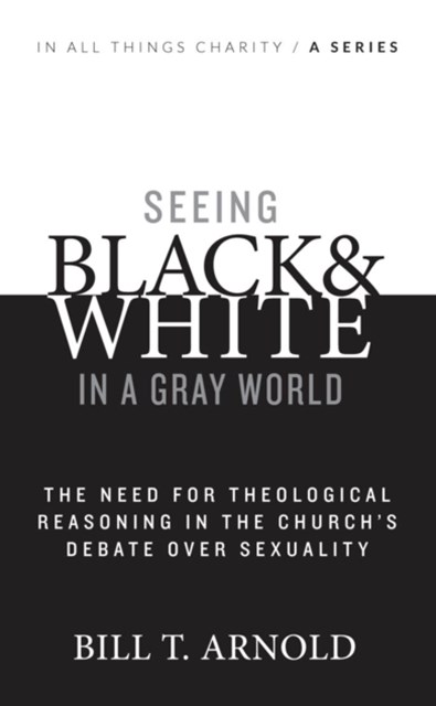 (ebook) Seeing Black and White in a Gray World