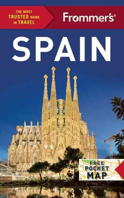 (ebook) Frommer's Spain