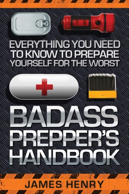 (ebook) Badass Prepper's Handbook