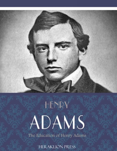 (ebook) Education of Henry Adams