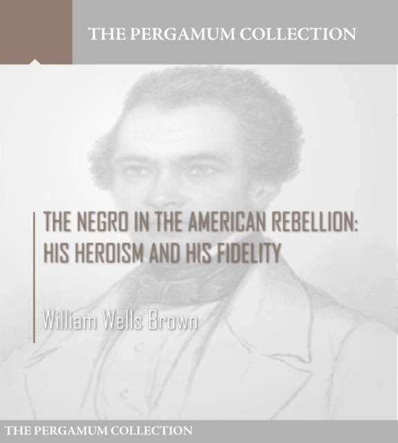 (ebook) Negro in the American Rebellion: His Heroism and His Fidelity