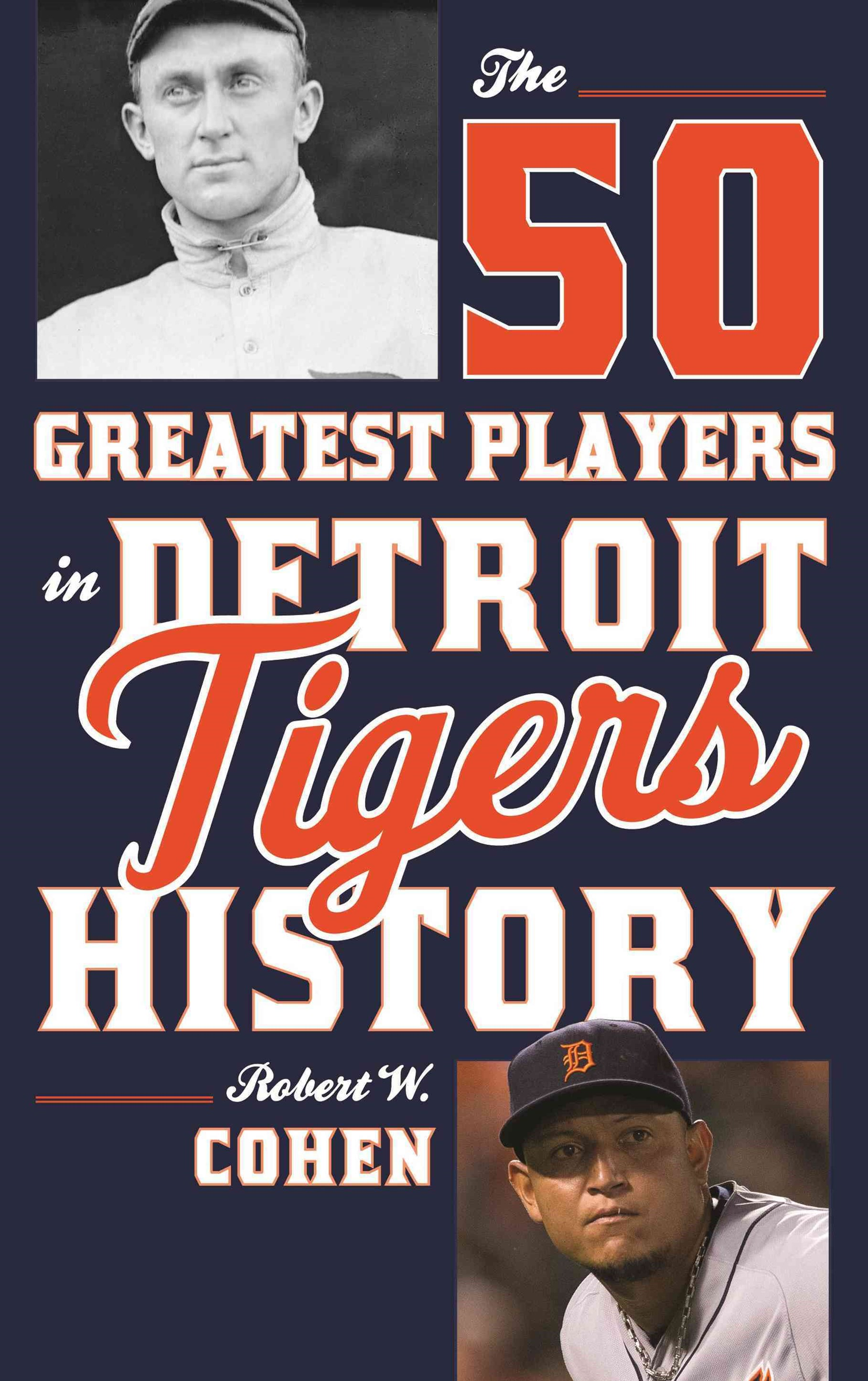 50 Greatest Players in Detroitpb