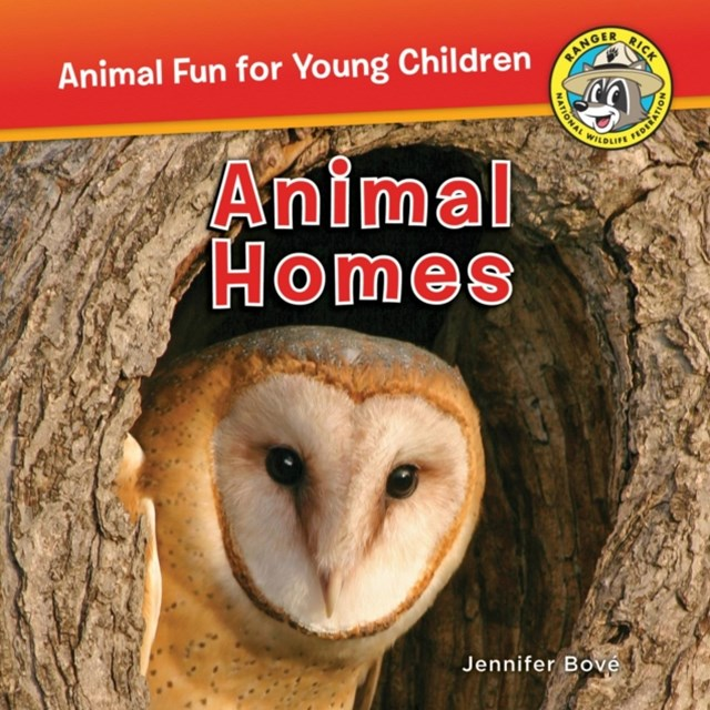 (ebook) Animal Homes