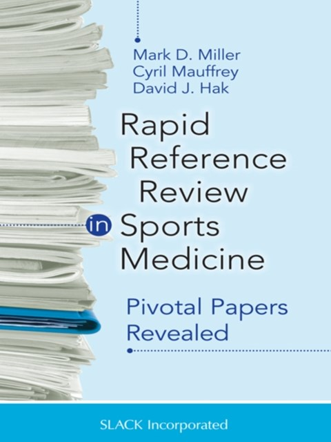 (ebook) Rapid Reference Review in Sports Medicine