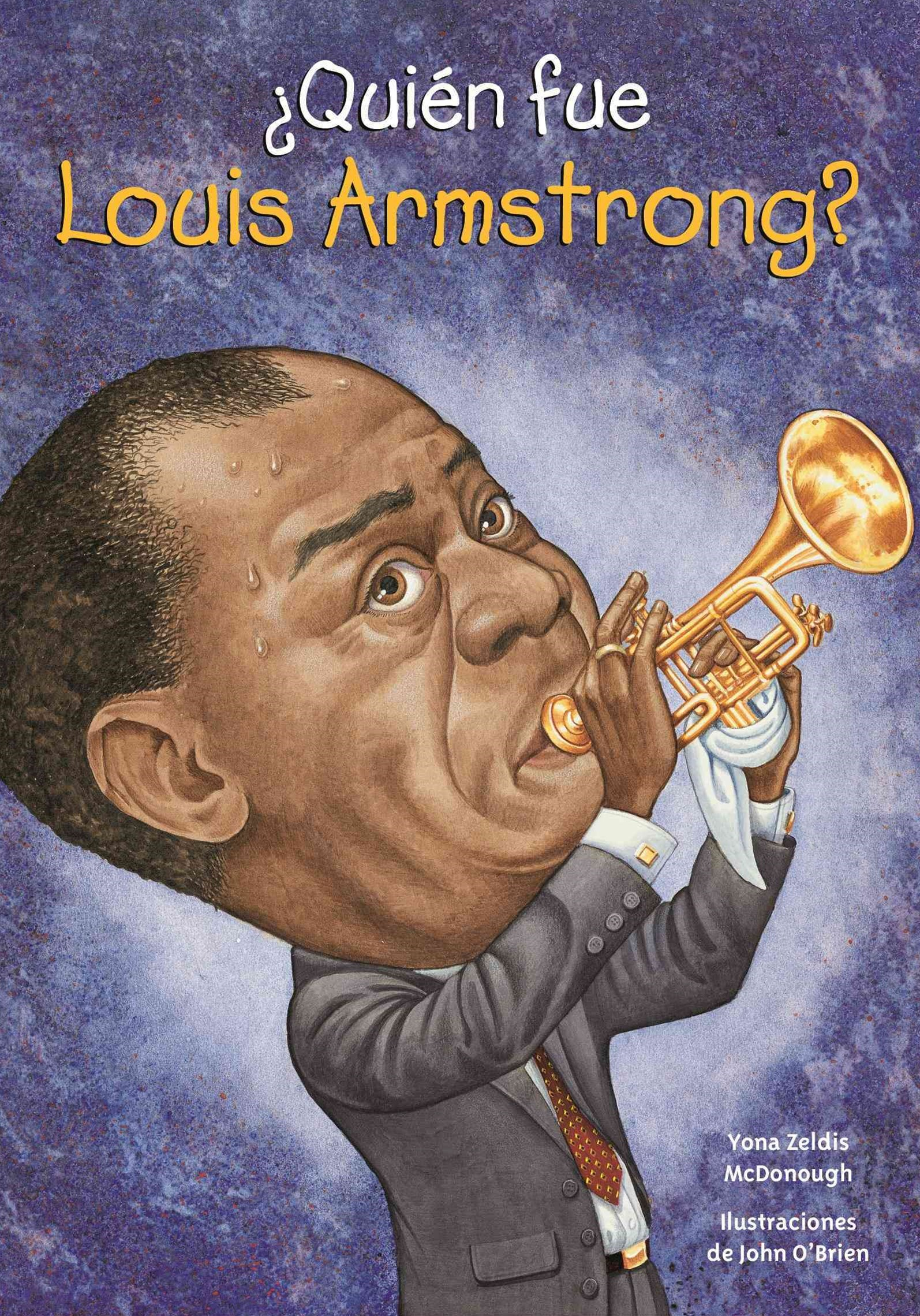 -+Qui+¬n Fue Louis Armstrong?