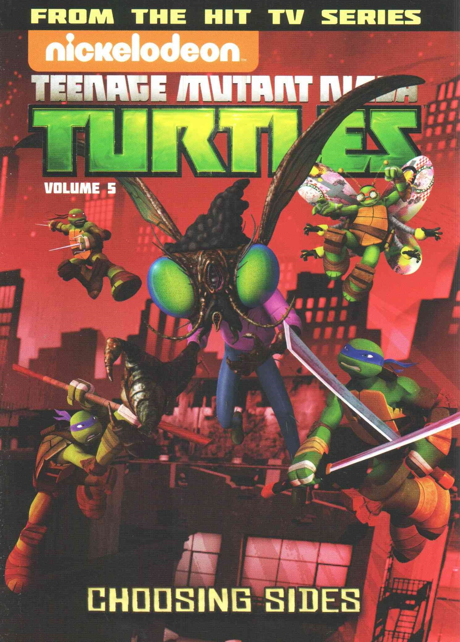 Teenage Mutant Ninja Turtles - Choosing Sides