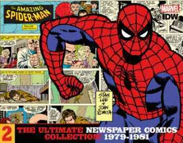 The Amazing Spider-Man: the Ultimate Newspaper Comics Collection Volume 2 (1979-1981)