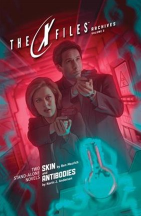 X-Files Archives Volume 2: Skin and Antibodies