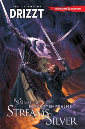 Dungeons and Dragons: the Legend of Drizzt Volume 5 - Streams of Silver