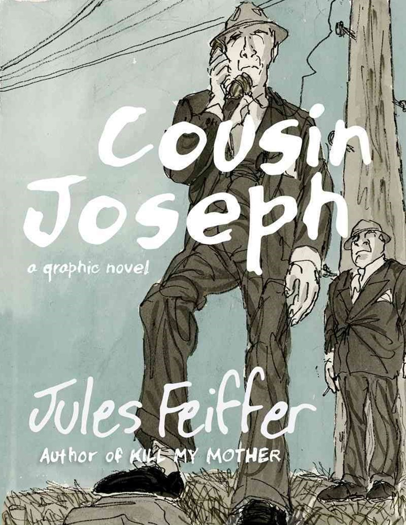 Cousin Joseph a Graphic Novel