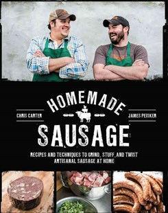 Homemade Sausage by James Peisker, Chris Carter (9781631590733) - PaperBack - Cooking Cooking Reference
