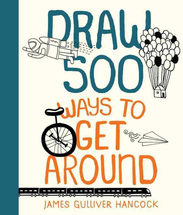 Draw 500 Ways to Get Around
