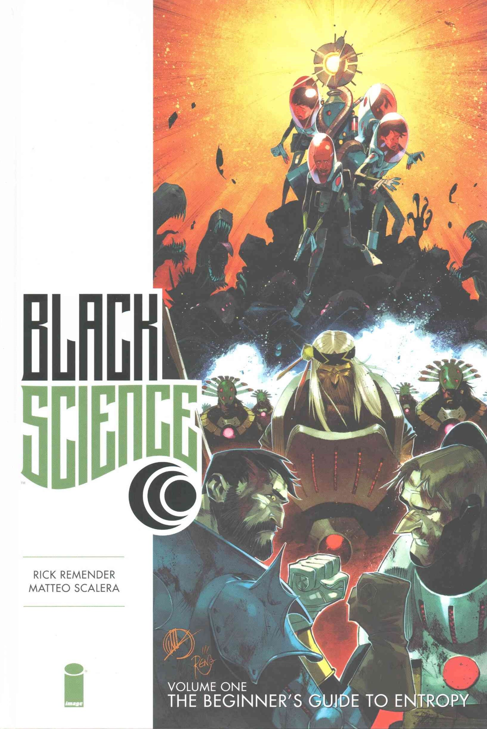Black Science Premiere Hardcover