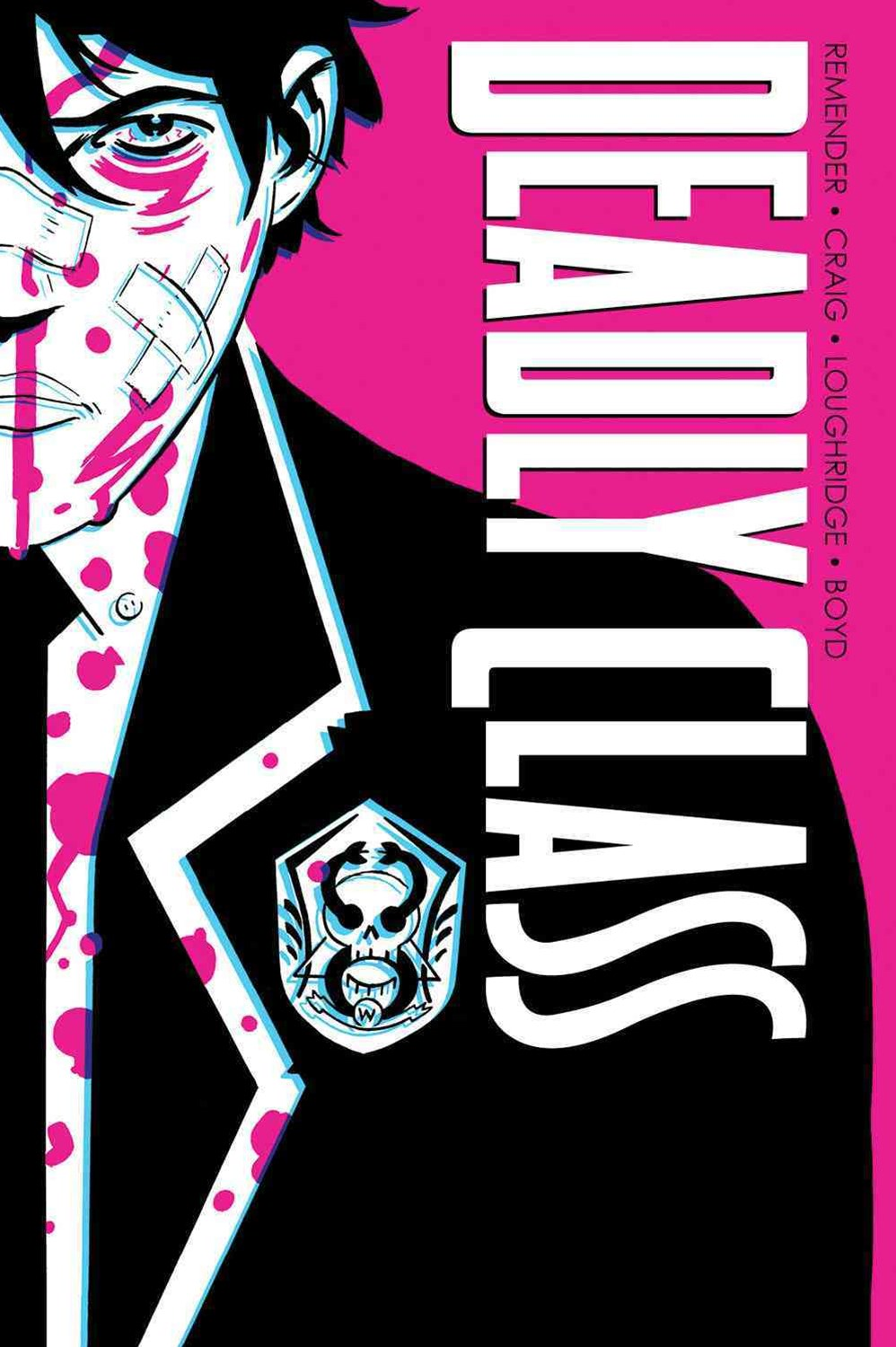 Deadly Class Deluxe Edition