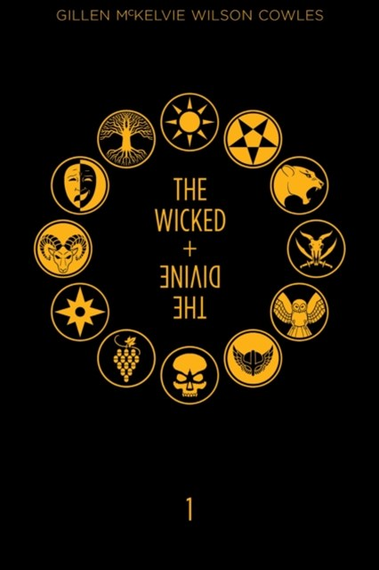 Wicked + The Divine: Book One