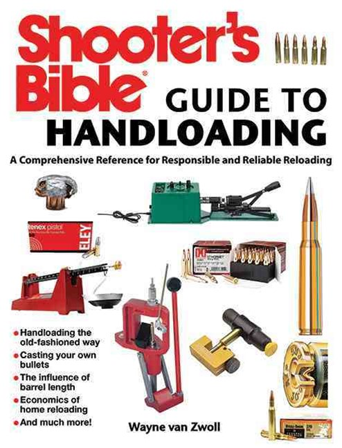 Shooter's Bible Guide to Handloading