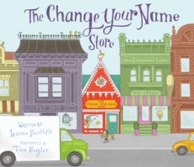 (ebook) Change Your Name Store