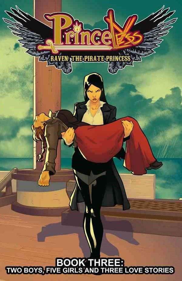 Princeless: Raven the Pirate Princess Book 3