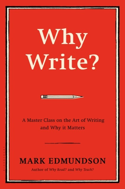 (ebook) Why Write?