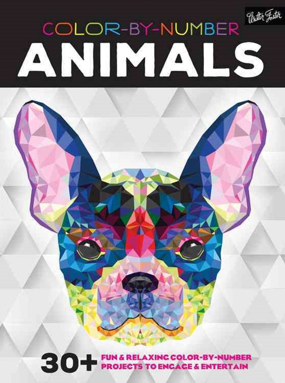 Color by Number: Animals