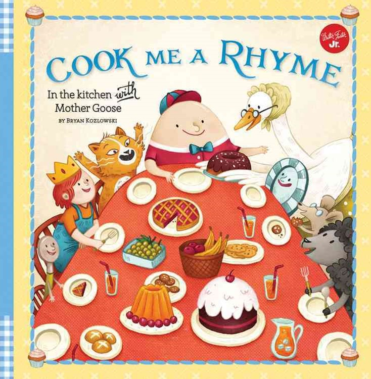 Cook Me a Rhyme
