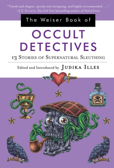 Weiser Book of Occult Detectives