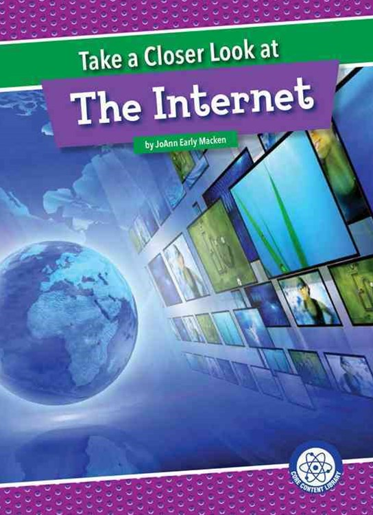 Take a Closer Look at the Internet