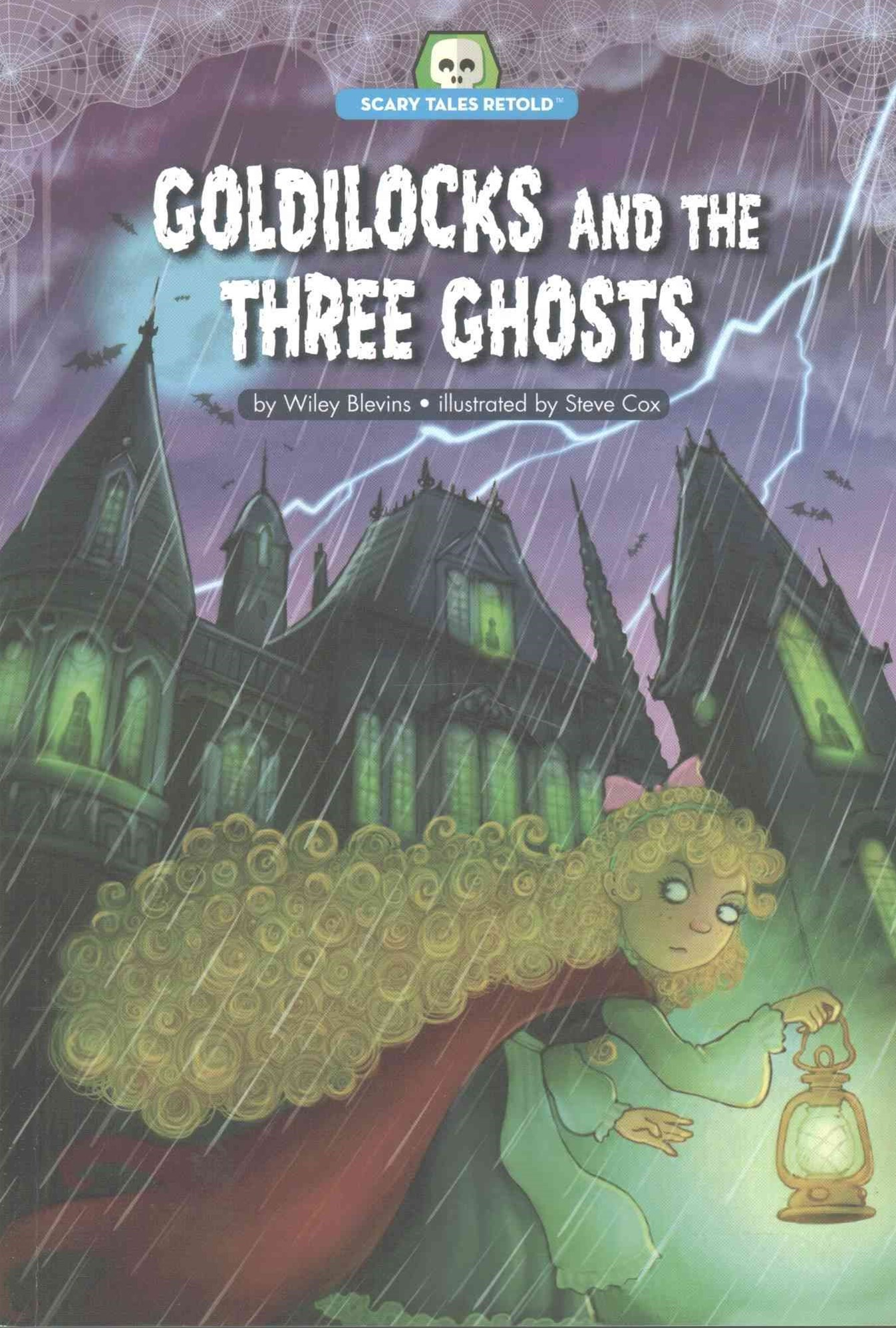 Goldilocks and the Three Ghosts