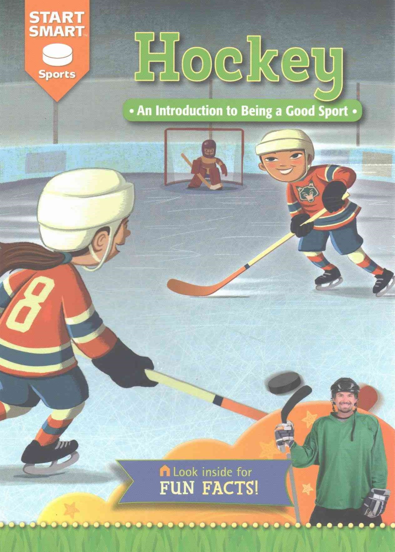 Hockey - An Introduction to Being a Good Sport - Start Smart Sports