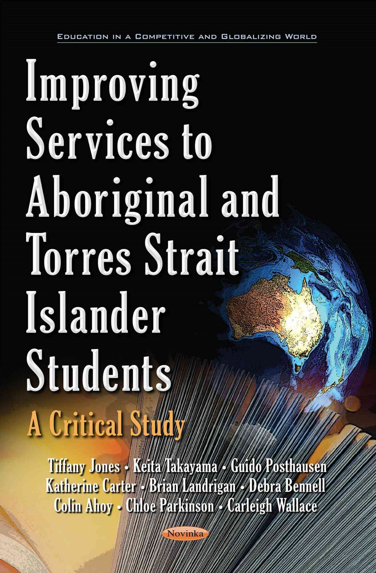Improving Services to Aboriginal and Torres Strait Islander Students