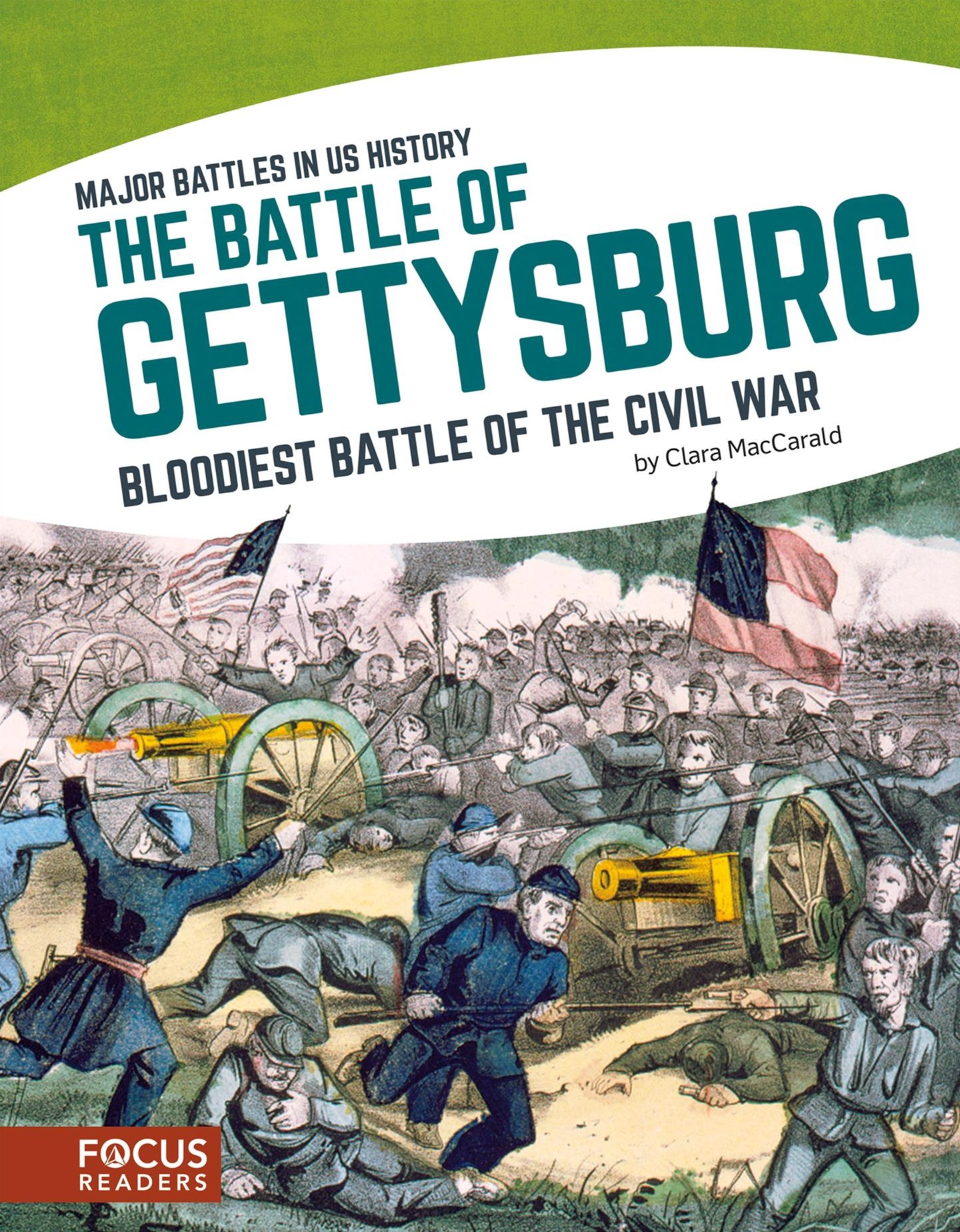 Major Battles in US History: The Battle of Gettysburg