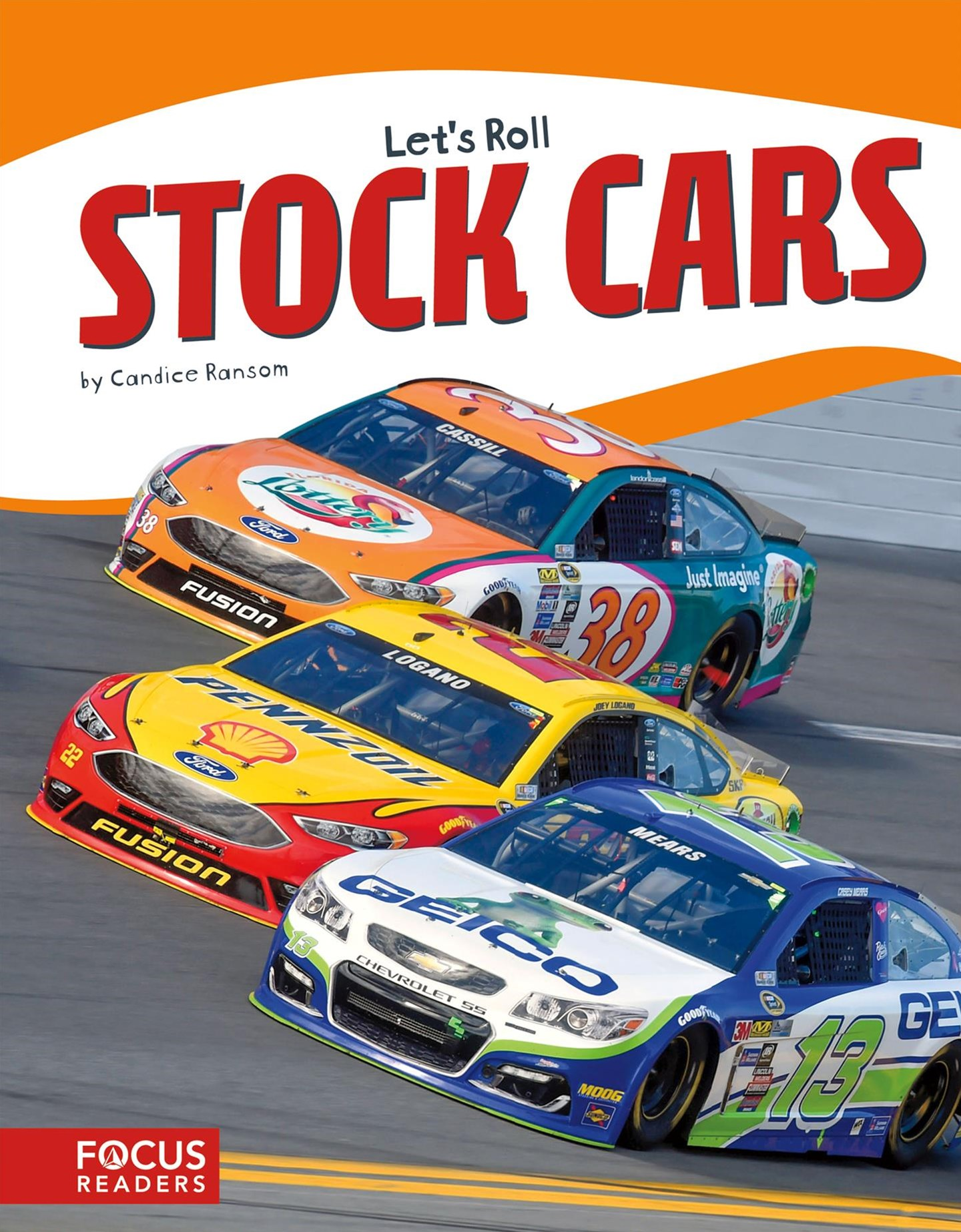 Stock Cars -  Let's Roll