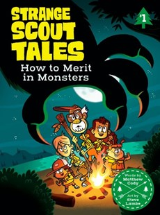 How to Merit in Monsters by Matthew Cody, Steve Lambe (9781635650594) - HardCover - Children's Fiction