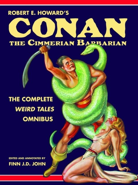 (ebook) Robert E. Howard's Conan the Cimmerian Barbarian