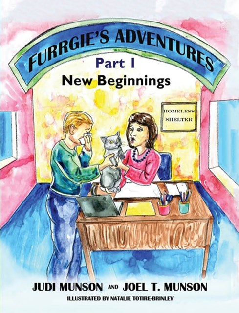 (ebook) Furrgie's Adventures