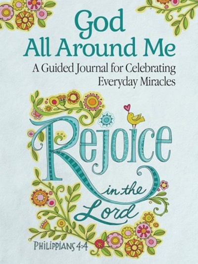 God All Around Me Journal