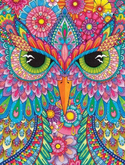 Hello Angel Owl Journal