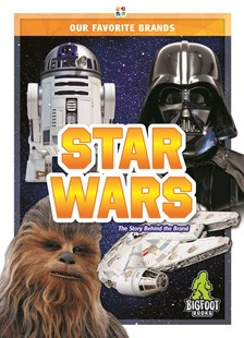Our Favourite Brands: Star Wars by Martha London (9781644941867) - PaperBack - Non-Fiction Art & Activity