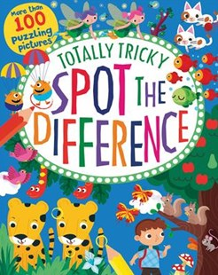 Totally Tricky Spot the Difference by Cottage Door Press, Parragon Books, Beatrice Costamagna, Tim Budgen, Isabel Aniel (9781646380213) - PaperBack - Non-Fiction Art & Activity