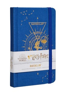 Harry Potter: Ravenclaw Constellation Ruled Pocket Journal - Notebooks & Journals