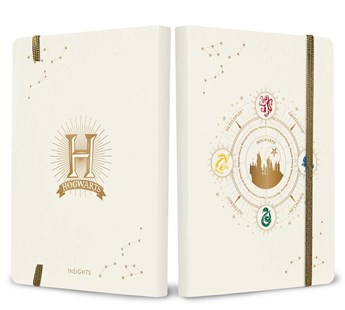 Harry Potter: Hogwarts Constellation Softcover Notebook - Notebooks & Journals