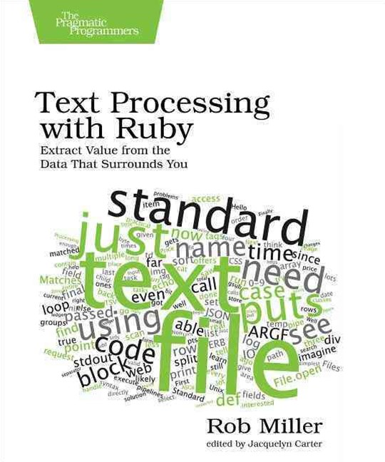 Text Processing with Ruby