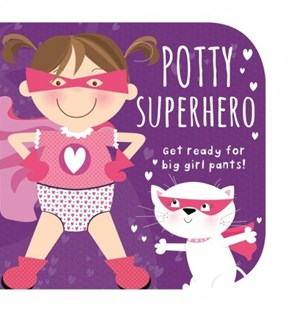 Potty Superhero by Cottage Door Press (9781680524581) - HardCover - Non-Fiction Family Matters