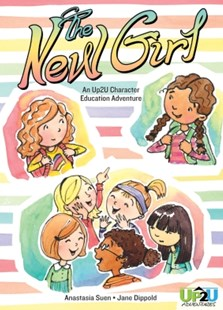 (ebook) New Girl: An Up2U Character Education Adventure - Children's Fiction